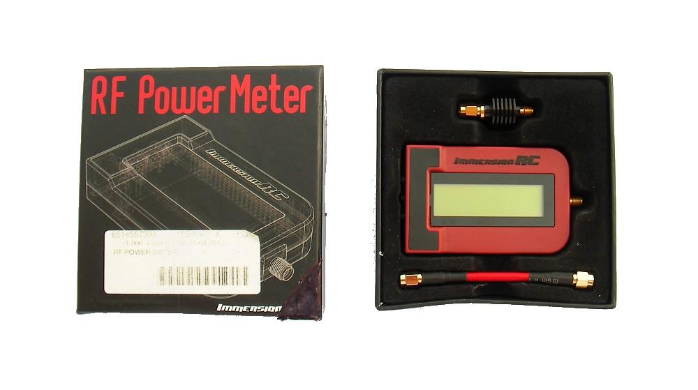 Rf Power Meter : Immersionrc rf power meter mhz ghz vtx fpv